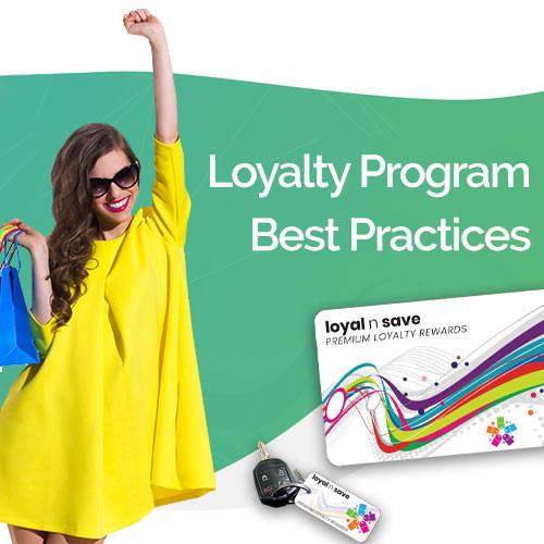 Best Loyalty Program Practices