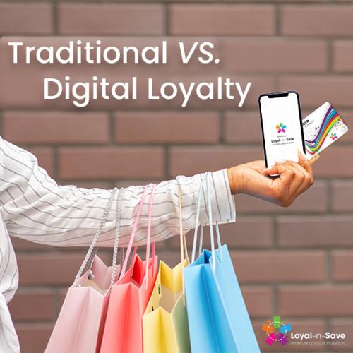 Traditional vs Digital Loyalty