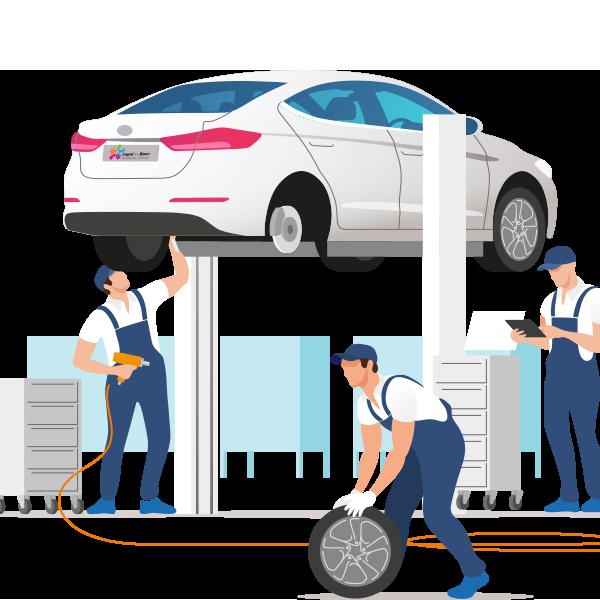 Automotive Repair Loyalty Program