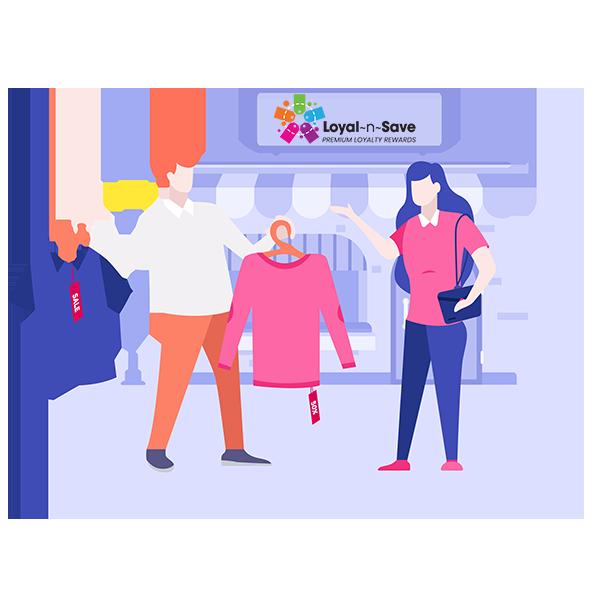Clothing Retailer Loyalty Program