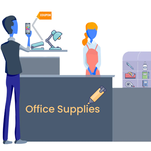 Office Supply Store Loyalty Program